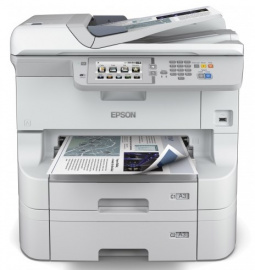 МФУ Epson WorkForce Pro WF-8590DWF