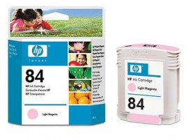 Картридж HP 84 (light magenta) 69мл