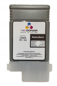 Картридж INK-DONOR Canon INK-102MBK (Matte Black Pigment) 130 мл